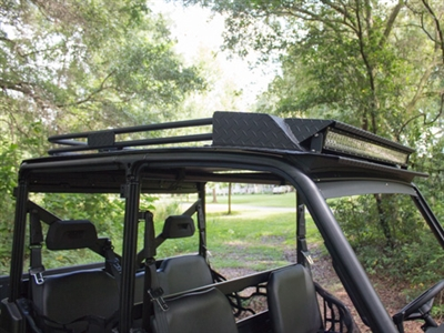 Polaris Ranger Crew 900 And Xp 570 Roof With Light Kit And
