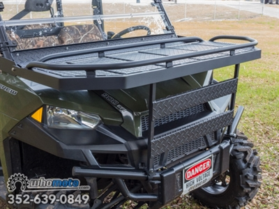Polaris Ranger Xp570 900 And 1000 Front Hood Rack