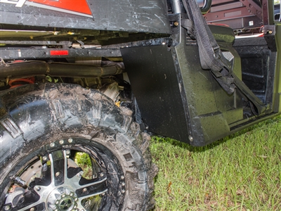 Polaris Ranger 570 Mid Size Dirt Stoppers Mud Blockers